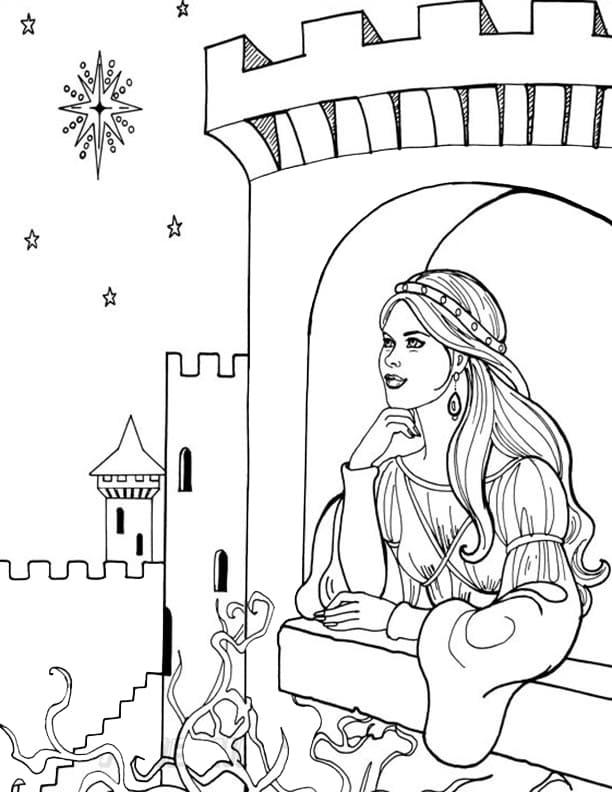 Lovely Princess Leonora