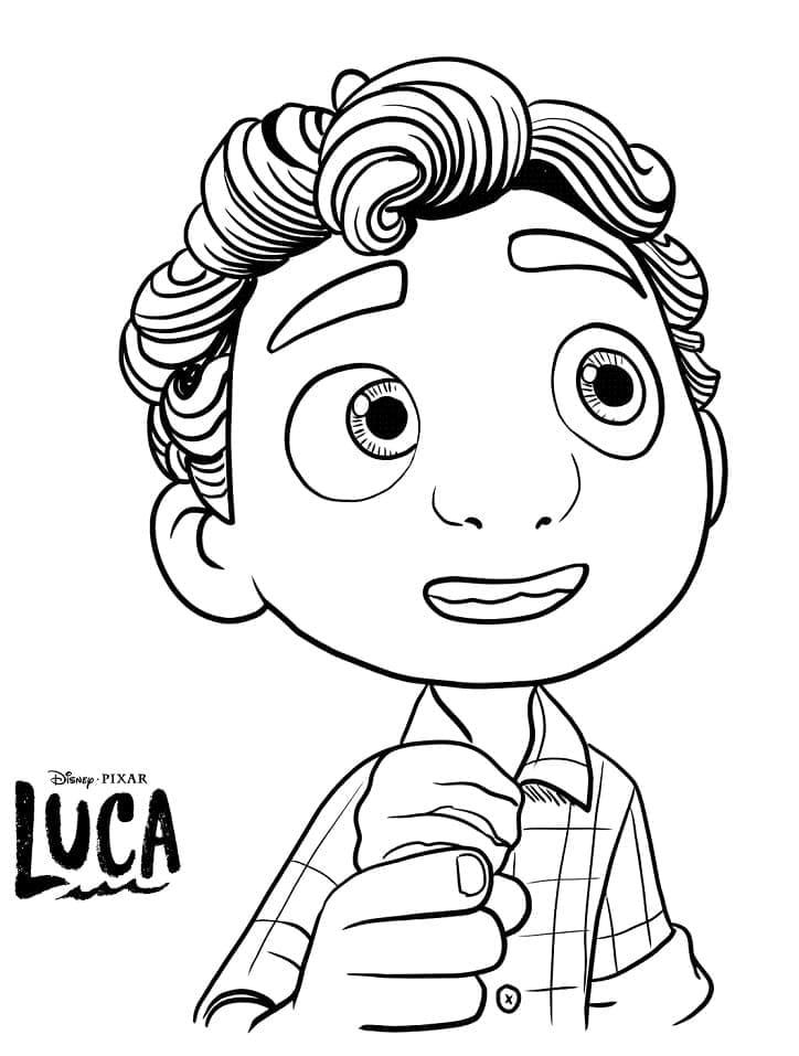Luca and Ice Cream