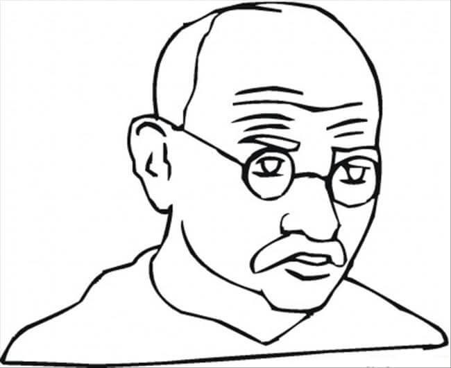 Mahatma Gandhi 4