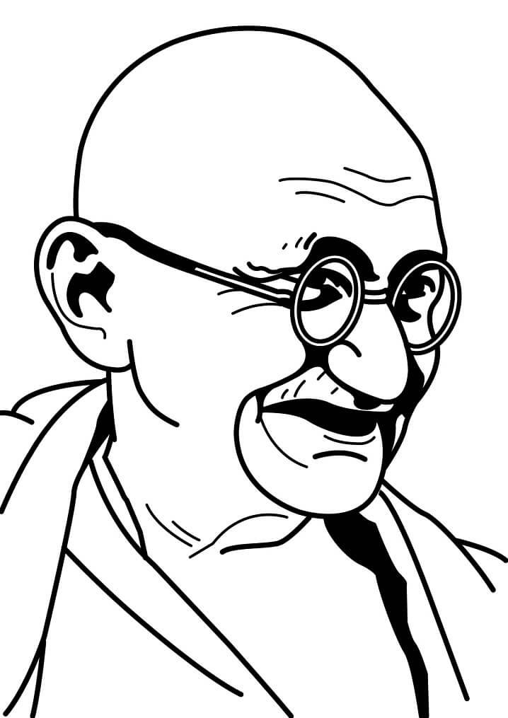 Mahatma Gandhi 6