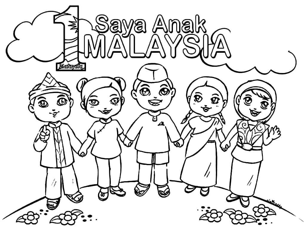 Malaysian Children