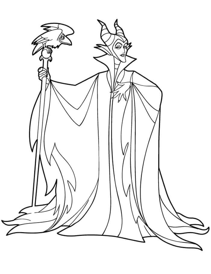 Maleficent Disney Villain