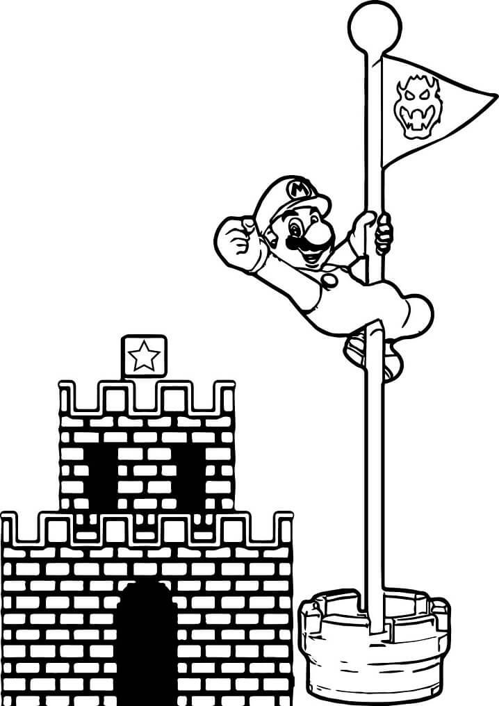 Mario Finishing