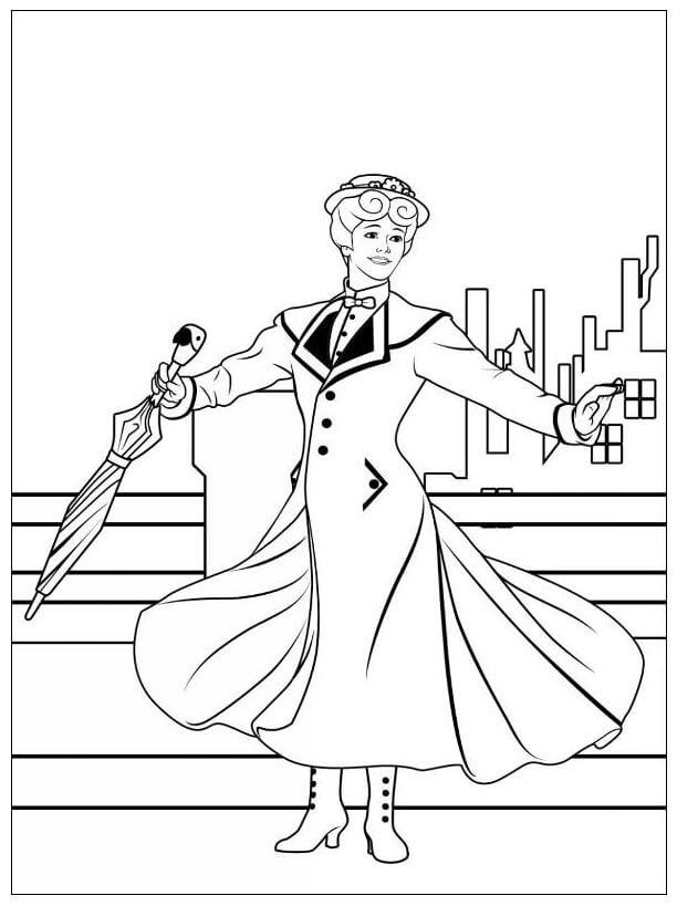 Mary Poppins 11