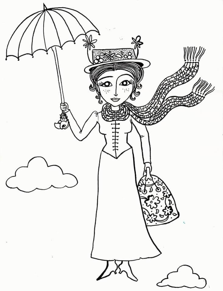 Mary Poppins 9