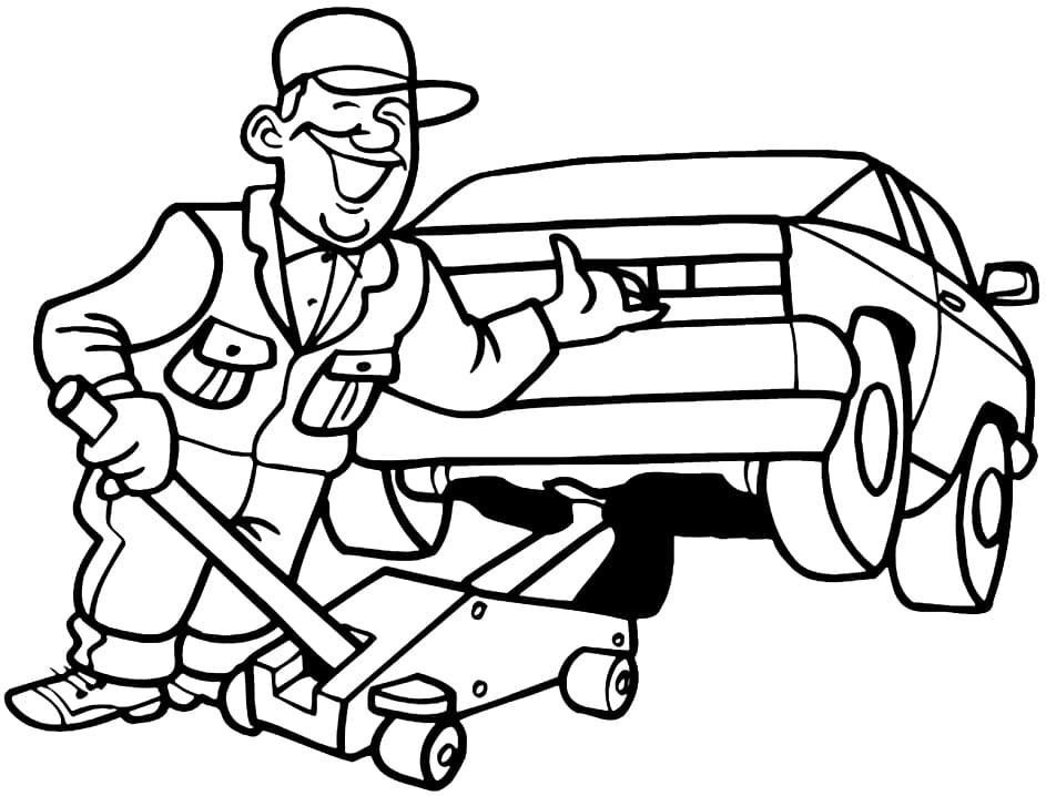 Mechanic 10