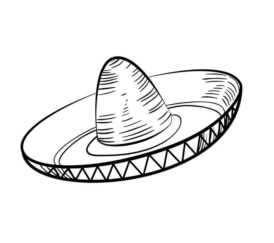 Mexican Sombrero 3