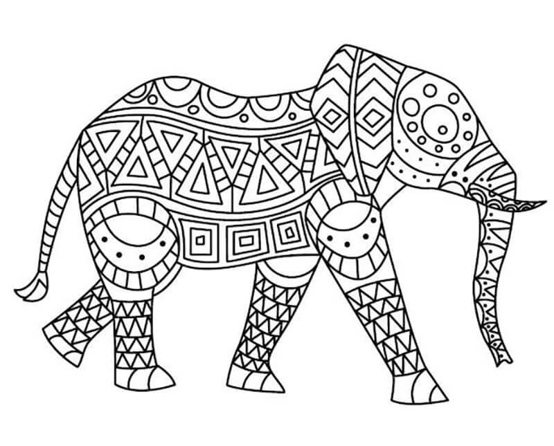 Mindfulness with Elephant