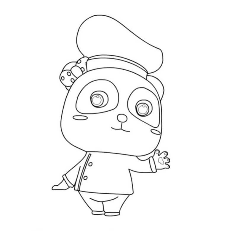 Miumiu Chef