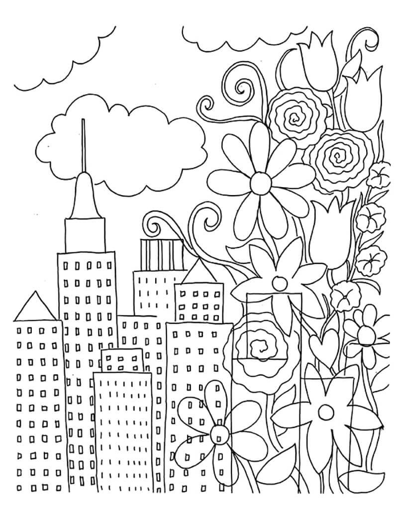 Modern City Mindfulness