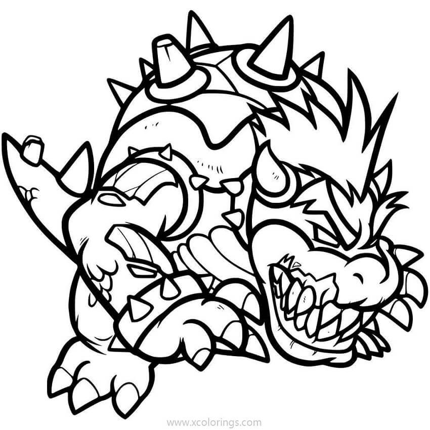 Monster Bowser