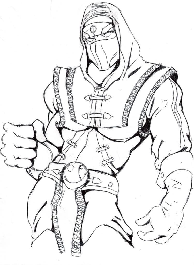 Mortal Kombat Sub-Zero 1