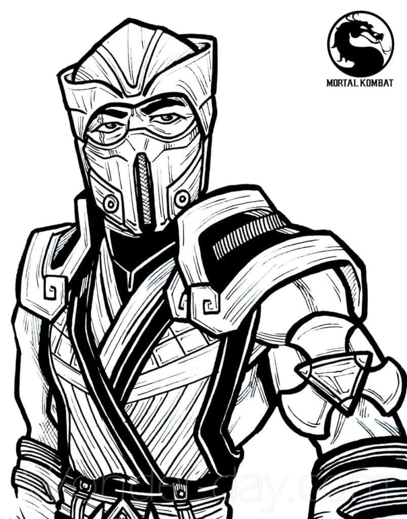 Mortal Kombat Sub-Zero 5