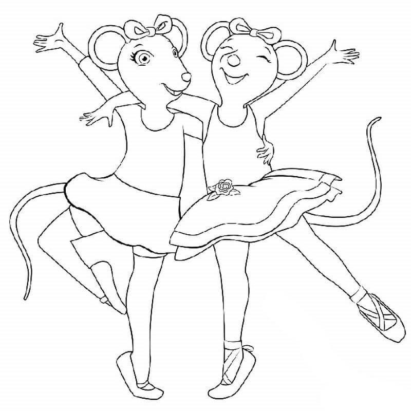 Mouse Ballet