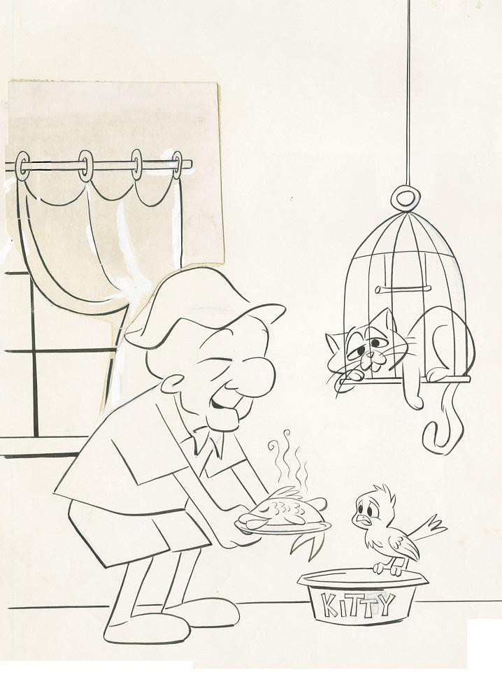 Mr. Magoo and Pets