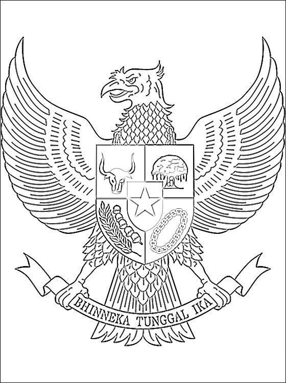 National Emblem of Indonesia