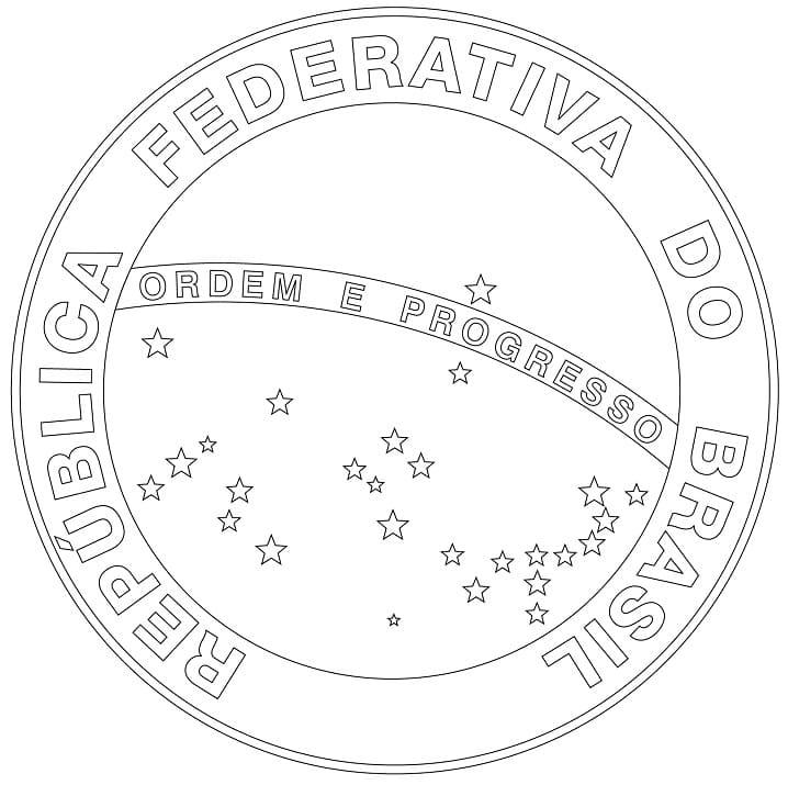 National Seal of Brazil