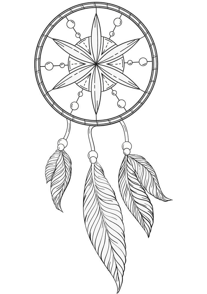 Native American Dreamcatcher 1