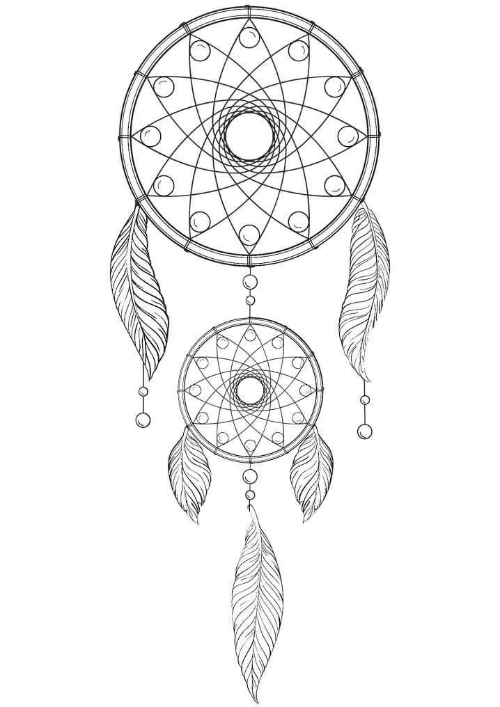 Native American Dreamcatcher 2