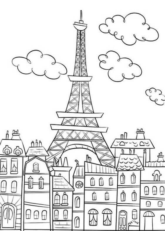 Nice Eiffel Tower