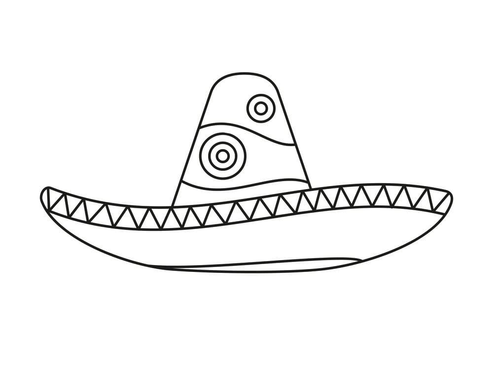 Nice Mexican Sombrero