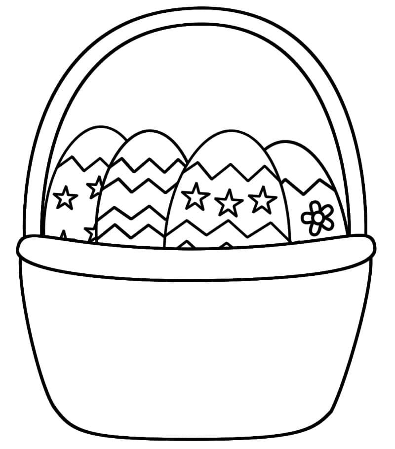 Normal Easter Basket