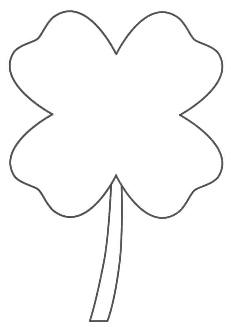 Normal Four Leaf Clover