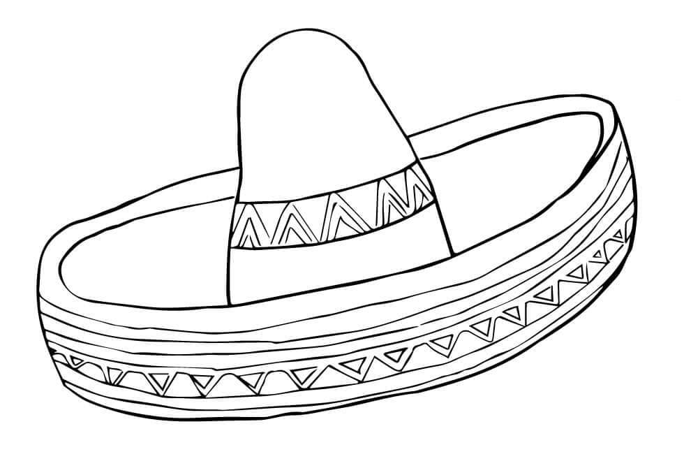 Normal Mexican Sombrero