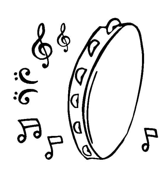 Normal Tambourine 1
