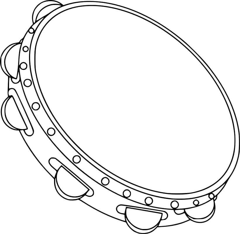 Normal Tambourine