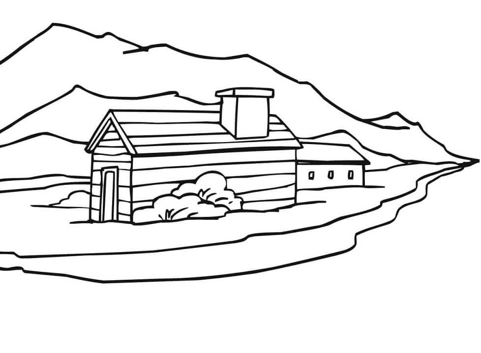 Norway Rural Landscape