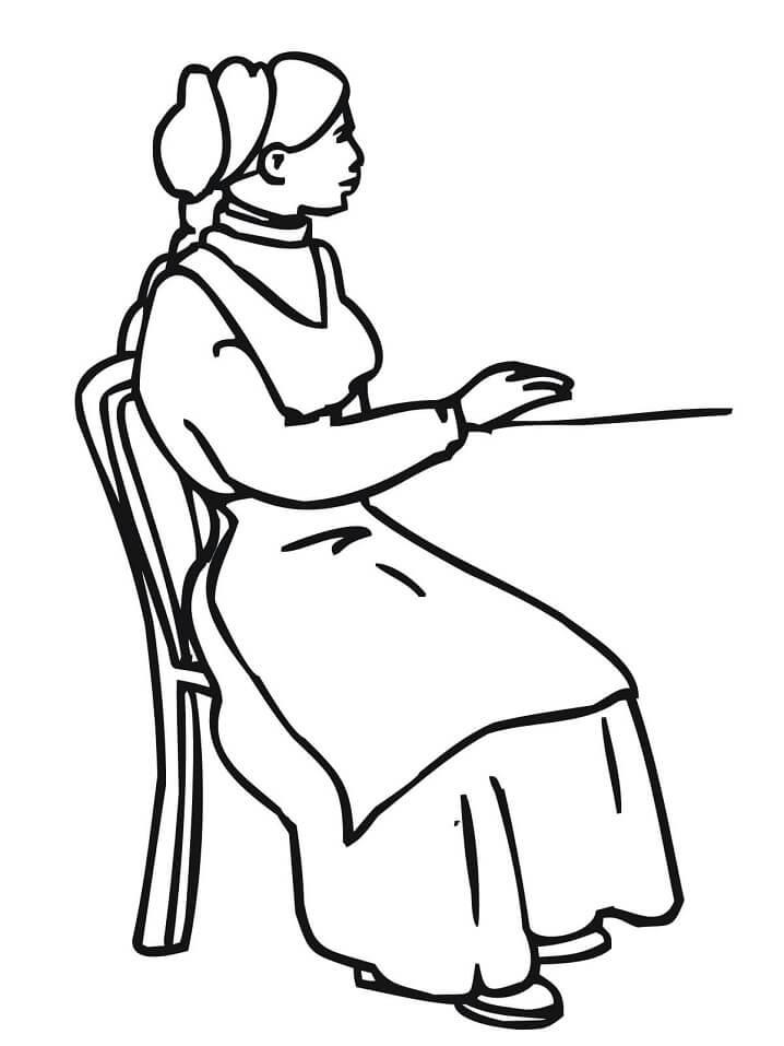 Norway Woman
