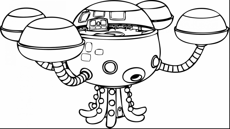 Octonauts Spaceship