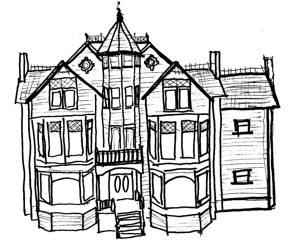 Old Mansion 1
