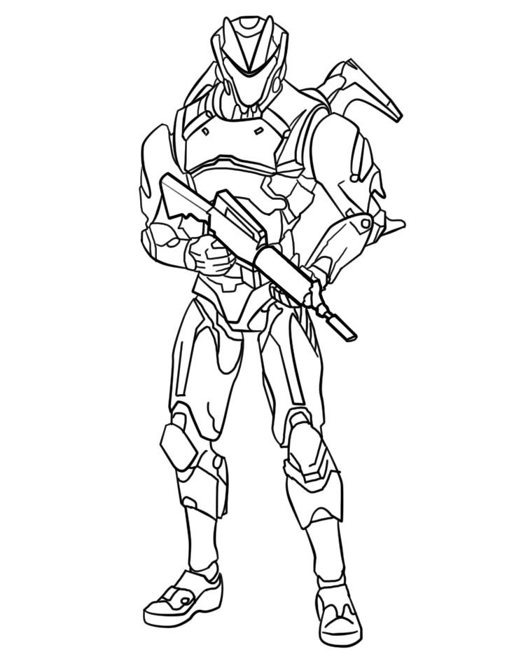 Omega Fortnite 1