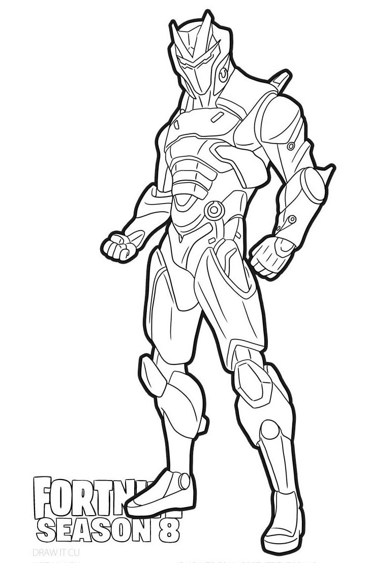 Omega Fortnite 3