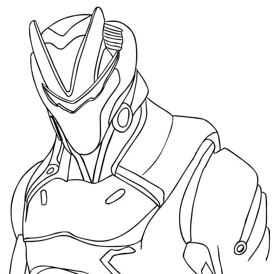 Omega Fortnite 4