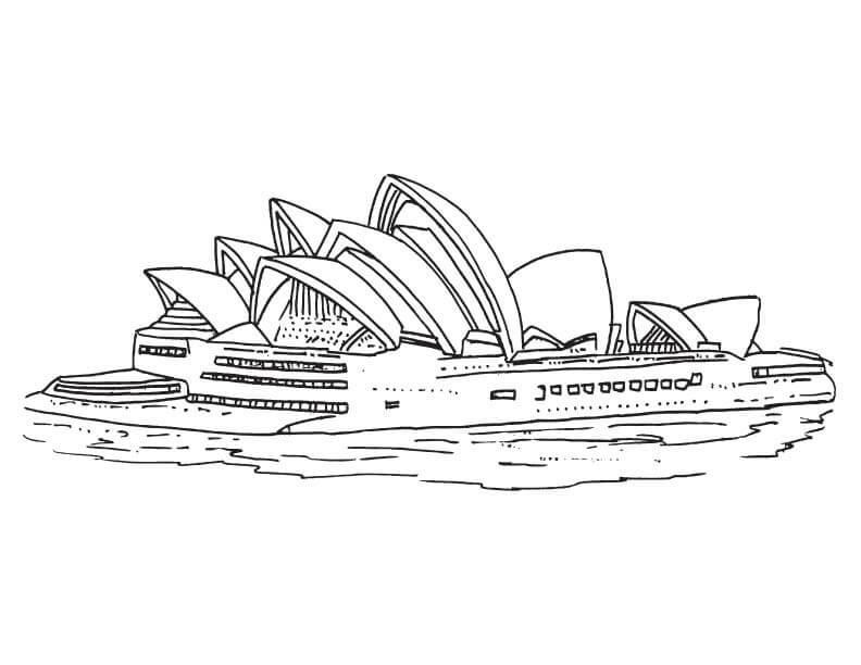 Opera House in Sydney 2