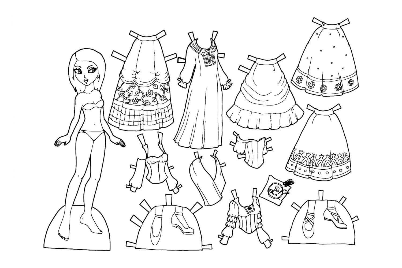 Paper Dolls 10