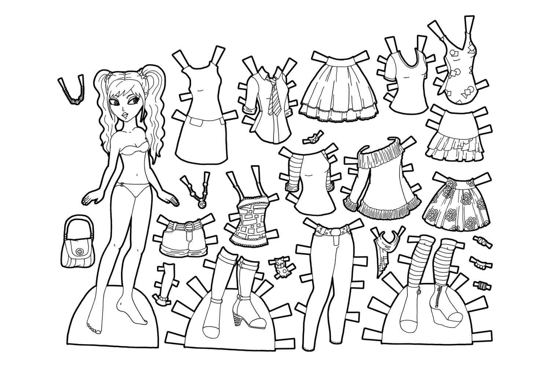 Paper Dolls 11