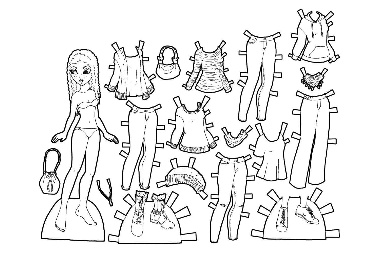 Paper Dolls 12