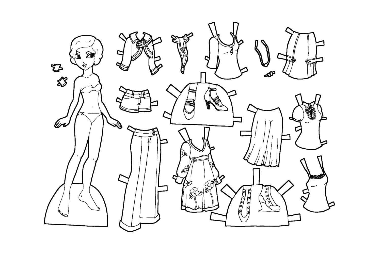 Paper Dolls 13