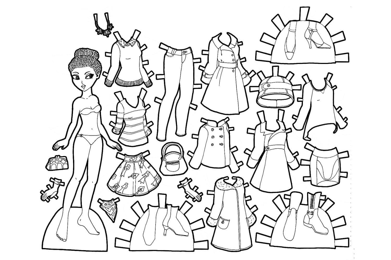 Paper Dolls 14