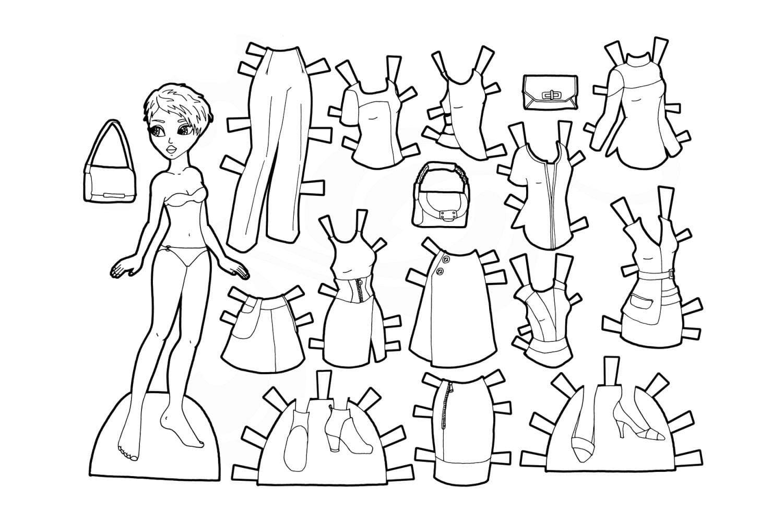Paper Dolls 16