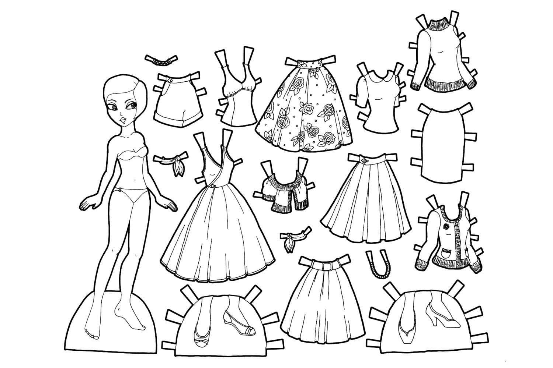 Paper Dolls 18