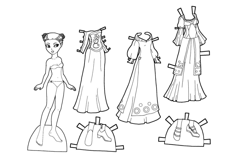 Paper Dolls 25