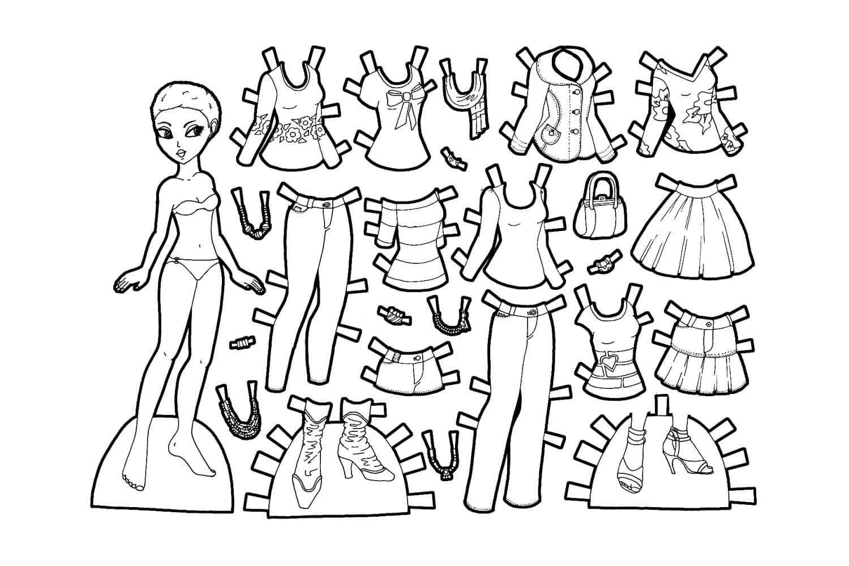 Paper Dolls 27