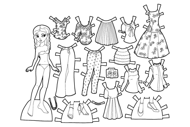 Paper Dolls 28
