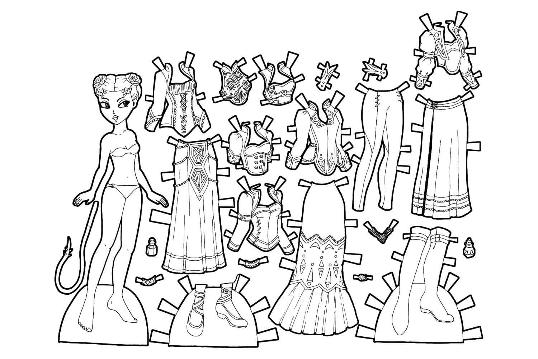 Paper Dolls 29