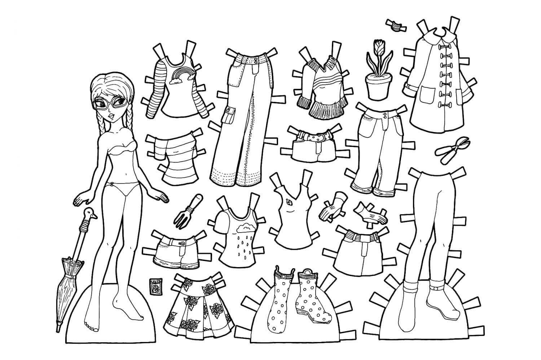 Paper Dolls 3